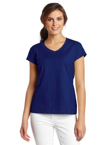 Champion Women's Favorite V-neck Tee