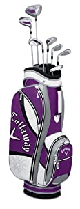 Ladies Solaire Gems 8-Piece Complete Set by Callaway