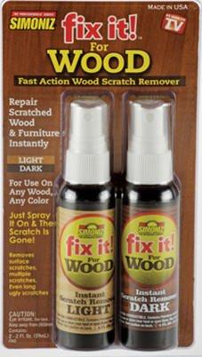 Simoniz Fix It! for Wood