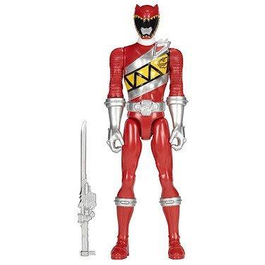 Power Rangers : Dino Charge - Ranger Rouge - Figurine Géante 30 cm