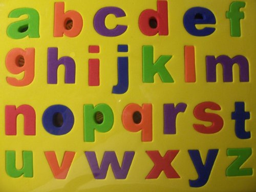 Kingsbridge Foam Puzzle ~ Alphabet (Lowercase)