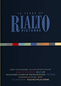 10 Years of Rialto Pictures 10 Discs Box Set