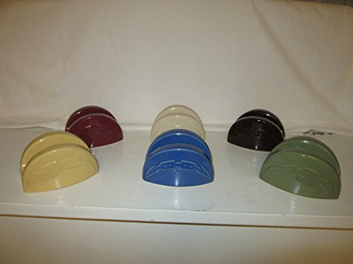 Longaberger Taco Pottery Stands Set of 6 Ships Next Day (Longaberger Dishes compare prices)