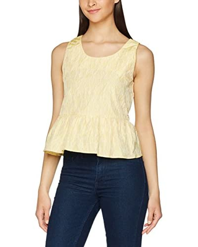 Love Moschino Top  [Giallo]