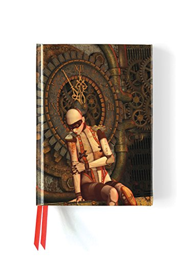 Steampunk Mannequin (Foiled Journal) (Flame Tree Notebooks) (Steam Mannequin compare prices)