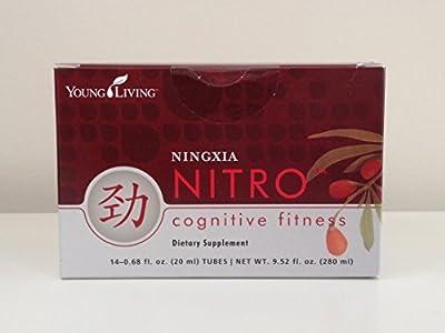 NingXia Nitro cognitive fitness 14- 0.68fl oz [ 20ml] tubes