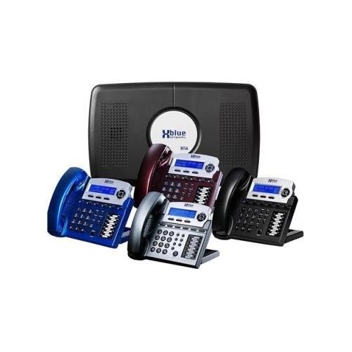 Xblue Networks Xb-2022-04-Ch Xblue X16 System Bundle With (4) Phone