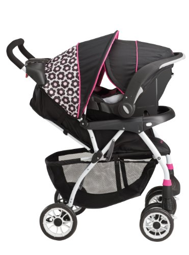 Why Should You Buy Evenflo Journey 300 Stroller with Embrace 35 Car Seat, Marianna
