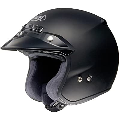Shoei Solid RJ-Platinum R Cruiser Motorcycle Helmet