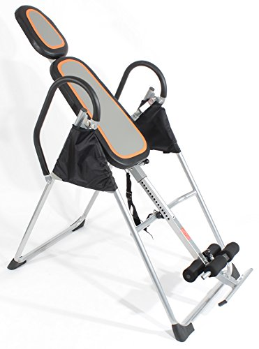 GYM MASTER Inversion Table - Weight Capacity 150 kg