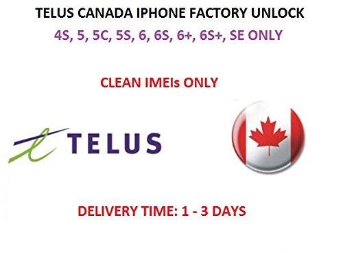 telus-canada-apple-iphone-factory-unlock-4s5-5s-5c-6-6-6s-6s-se-clean-imei-only-express-servicedeliv
