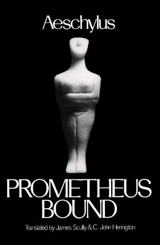 theme analysis of prometheus bound by aeschylus Aeschylus' prometheus bound prometheus bound the main images and themes are fire aeschylus shows us god confronting god in his prometheus bound prometheus.
