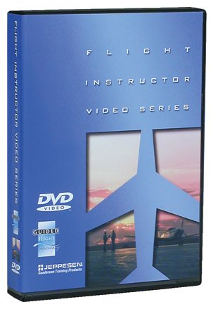 Jeppesen Flight Instructor Video Course on DVD JS200312