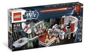 LEGO Star Wars: Palpatine's Arrest Setzen 9526