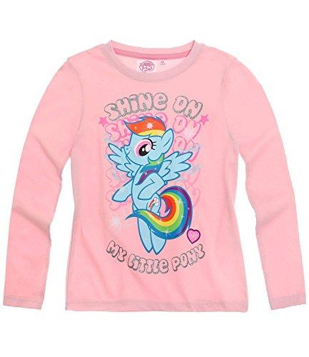 My Little Pony Ragazze Maglietta maniche lunghe - rosa - 104