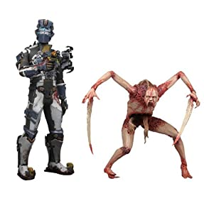 "NECA Dead Space 2 (Set Of 2) 7"" Action Figures 1"