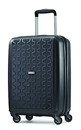 American Tourister Duralite 360 Spinner 20 Inch Expandable, Black, One Size
