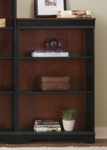 "St. Ives Bookcase 48"" 48"