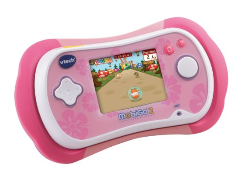 VTech MobiGo 2 Touch Learning System - Pink (Mobigo compare prices)