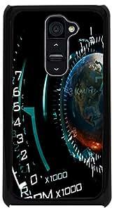 PrintVisa Car Case Cover for LG G2