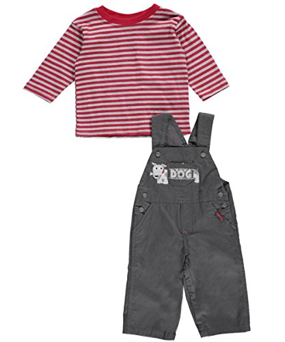 "Sesame Street Baby Boys' ""Long Dog"" 2-Piece Outfit"