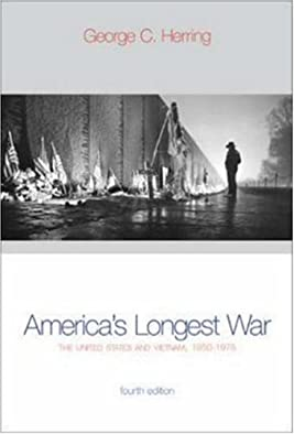 America's Longest War: The United States and Vietnam, 1950-1975 with Poster (4th Edition)