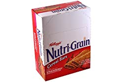 Nutri-Grain 16 Cereal Bars Strawberry