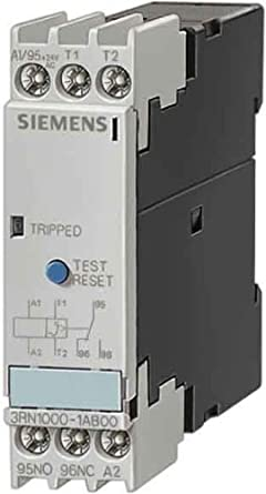 Siemens 3rn1011 1bb00 thermistor motor protection relay for Thermistor motor protection relay