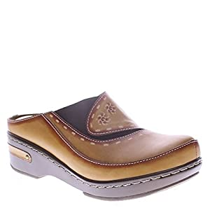 Spring Step Women's Natural Clogs 41 M EU, 9.5-10 M