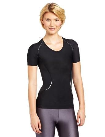 SKINS Ladies A400 Short Sleeve Top by Skins