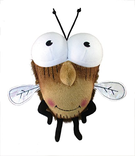 Merry Makers Fly Guy Plush Doll, 8-Inch