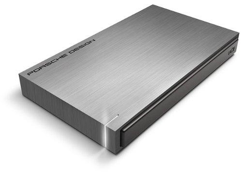 LaCie P'9220 USB 3.0/ USB 2.0 500GB Porsche Design Mobile Drive
