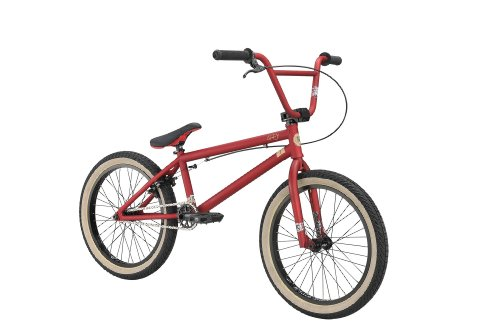 Kink 2012 Apex BMX Bike (Red, 20.75-Inch)