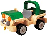 Plan Toys 63110 4 x 4 Adventure Car