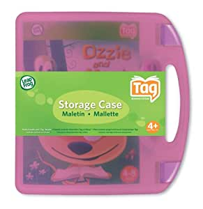 Leapfrog Tag Storage Case - Pink