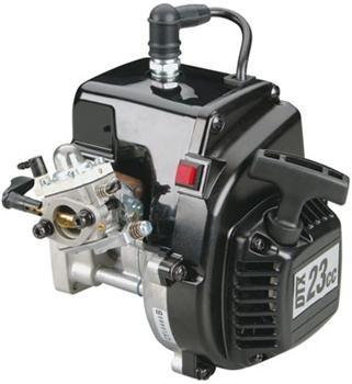 Duratrax 23cc Gas Engine w/Pull Start Complete