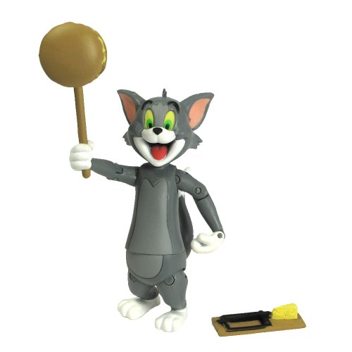 """Hanna Barbera 6"""" Tom with Hammering Action"""