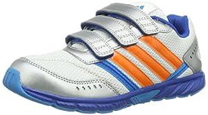 adidas Performance A-Faito Lt Cf K/D66006 D66006 Unisex - Kinder Sportschuhe - Running, Weiß (RUNNING WHITE FTW/SOLAR ZEST/BLUE BEAUTY F10), EU 40 (UK 6.5)