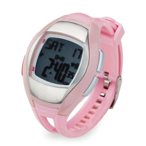 Cheap Sportline Womens Solo 925 Heart Rate Watch (SP5705PK)