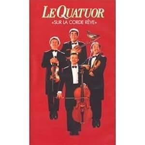 Le Quatuor : Sur la Corde Rêve