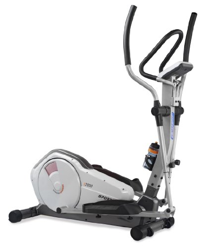 AsVIVA C19 Cross Trainer - Grey