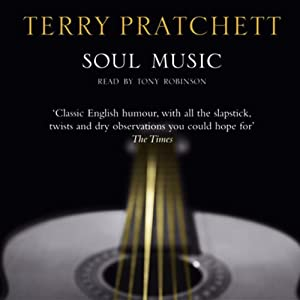 Soul Music: Discworld, Book 16 | [Terry Pratchett]