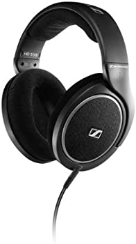 Sennheiser HD558 Over-Ear 6.3mm Wired Headphones