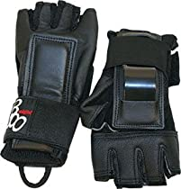 Triple 8 Hired Hands Gloves - Large