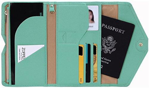 zoppen-mulit-purpose-rfid-blocking-travel-passport-wallet-ver4-trifold-document-organizer-holder-bab