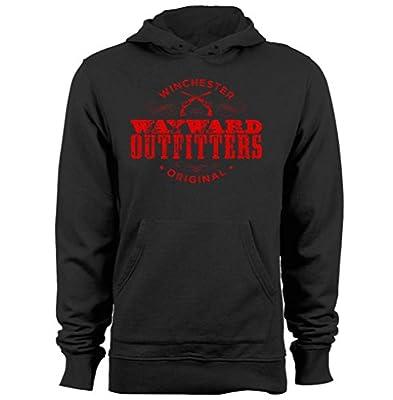 Wayward Outfitters Winchester Original Sam Dean Supernatural Unisex printed hoodies