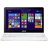 Asus EeeBook X205TA 11.6-Inch Ultrabook (White) - (Intel Atom Z3735F 1.33 GHz, 2 GB RAM, Integrated Graphics, Windows 8.1)