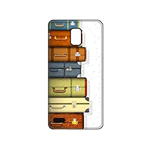 Vibhar printed case back cover for Xiaomi RedMi Note Prime Suitcases