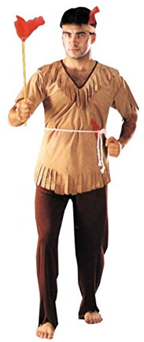 Morris Costumes Mens Fancy Indian Man Theme Party Western Dress