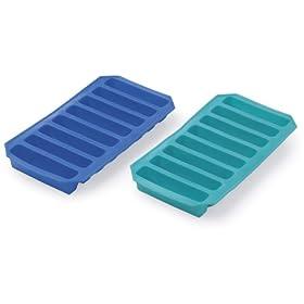 Progressive International Set of 2 Ice Sticks Flexible Ice Trays
